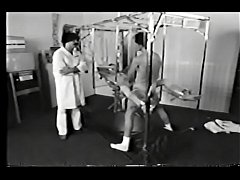 Classic Clip: Female patient on a Sex Machine