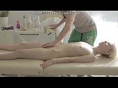 Kick-ass massage porn movie with a hot blonde scene 1