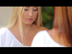 nubile films - lesbian lust makes incredible orgasms