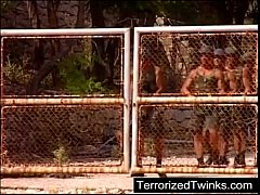 Army twinks having brutal gay sex - XNXXCOM