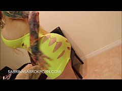 Sabrina Sabrok face fucking complete video