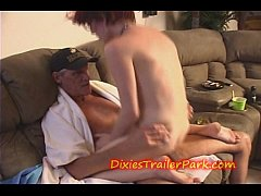 Baby Sitter is a WHORE and DAD LOVES IT