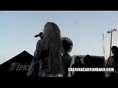 "Sabrina Sabrok Band ""Rebel Yell"" Live"