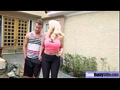 Sex Action Tape With Busty Mature Lady (alura jenson) movie-02