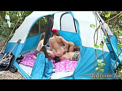Guy wont stop cumming Theres nothing like an outing to the forest