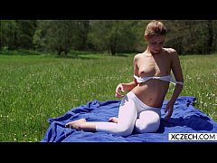 Erotic yoga with beautiful pornstar Alexis Crystal - 4K - XCZECH.com 1 1 1