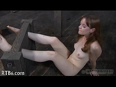 Angel receives senseless caning