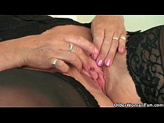 British grannies Alisha Rydes and Sandie going solo
