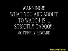 Mommy Sally D angelo Motherly Reward