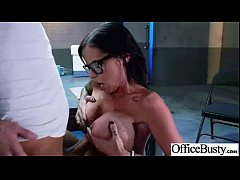 Sex Action In Office With Big Juggs Slut Girl (brandy aniston) mov-07
