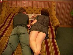 Cosy MILF In Cottage