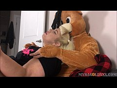 Chubby Teen's Teddy Bear Fantasy Preview