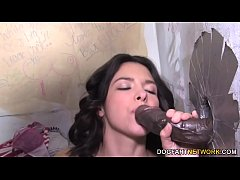 Danica Dillon Interracial Gloryhole
