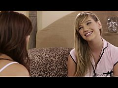 Kenna James and Alison Rey - Sleepover Sins