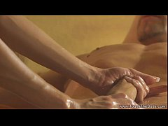 Exotic Blonde MILF Strokes It