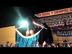 Lorena Orozco, HD Close Up Show Chicas Car Audio