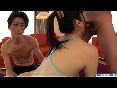 Clip sex Superb porn experience in threesome with An Koshi