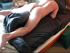 sdGuy on Bed