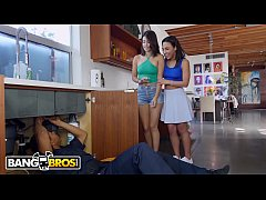 bangbros - latin sluts crave the plumber s big black cock