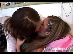 2 Teenage Try Lesbian Fucking For The First Time - Little Lupe Wombstabber