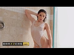 (Abella Danger, Tyler Nixon) - Shower Her With Stockings - Brazzers