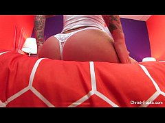 Christy Mack Masturbates