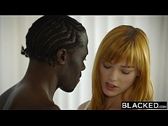 BLACKED German Teen Anny Aurora gets Monster Bl...