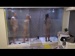 WTF! Abbie C*ck Blocks Chloe And Sam's Naked Shower | Geordie Shore 1605