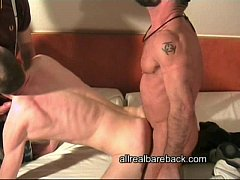 Euro Dads Bare Breed twink