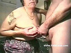 Amateur flick of older couple