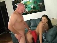 Naiughty Babysitter Gets Banged In The Ass