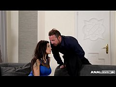 Anal inspectors wanna see curvy Billie Star ass fucked by hubby & realtor
