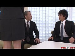 Old males smacking Kotomi Asakuraґs young holes in hardcore  - More at Pissjp.com