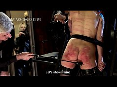 Clip sex Loyal slave worked
