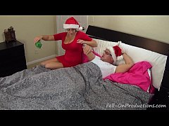 Melanie Hicks in Auntie's Christmas Gift- MILF ...