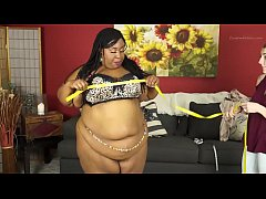Aminah Measured by Skinny White Chick