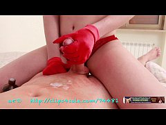 DREAMING RED PASSIONATE ORGASM