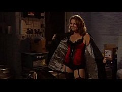 British Programme Eastenders Janine Butcher SEDUCING IN SEXY LINGERIE