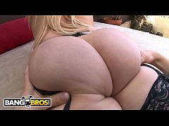 BANGBROS - Mike Adriano Dives Head First Into Vanessa Cage's Big Butt