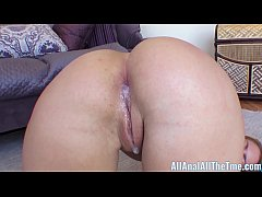 Blonde Teen Candice Dare is Ready For All Anal Creampie!