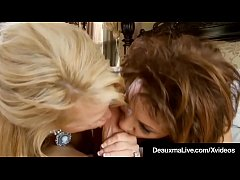 3Some WIth Cougar Deauxma, Milf Kelly Madison & Husband!