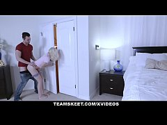 StepSiblings - Blonde Gives Up Her Tight Pussy To Stepbro