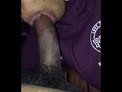 deepthroat slow head and spit