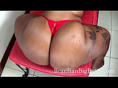 BrazilianBigButts.com Mega Booty Teasing and Getting Fucked