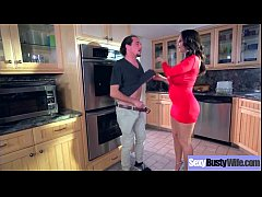 Big Tits Naughty Wife (Ava Addams) Love Hardcore Intercorse movie-07