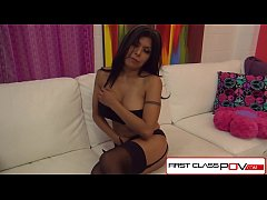 Gabby Quinteros is punished by a huge dick, huge tits and bubble butt - Spizoo