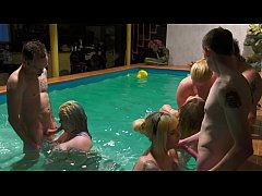 Swimming pool orgy - trailer