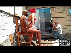 BEHIND THE SCENES OF 'SPLASHED' WITH SHAUNDAM AND JADA COXXX