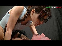 HD UI013- Ale's dreams, First Episode ( Part Three B )- Femdom Boots Trample and Hu