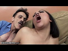 Latin Big Dick Grandpa Fucks Teenage Girl